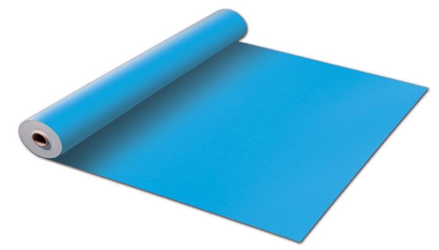 Lámina PVC piscina. Colores Lisos
