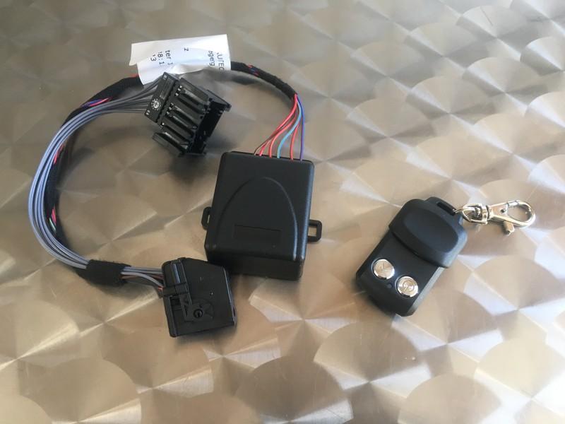Funk Fernbedienung fürs Sound Booster Pro - Motor Active Sound - inkl. 19% Mehrwertsteuer + Versand