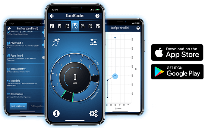 Nachrüstung der Smartphone App Steuerung