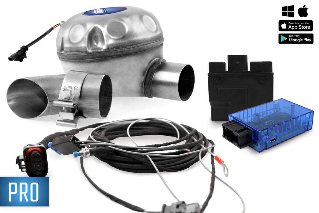 Sound Booster Pro - Motor Active Sound - Universel - inkl. 19% Mehrwertsteuer + Versand