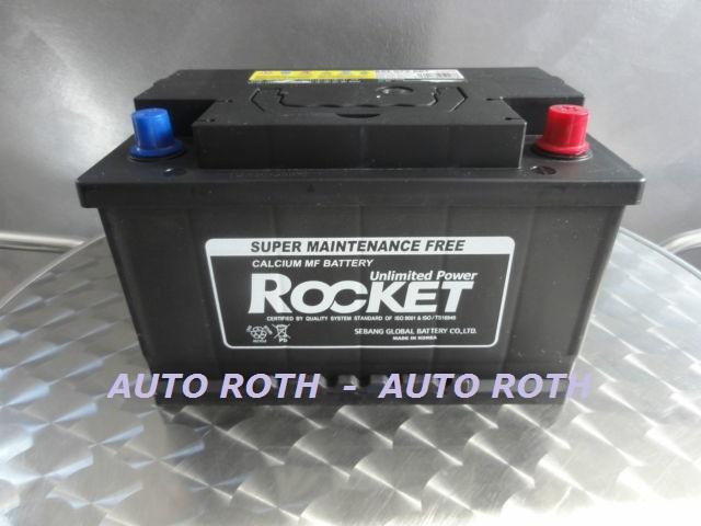 Starterbatterie Wartungsfrei, 44AH - 95AH inkl. 19% Mwst