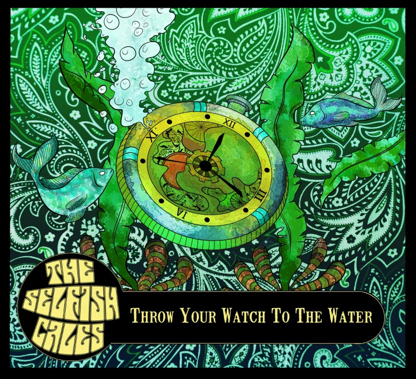 Throw Your Watch To The Water - CD