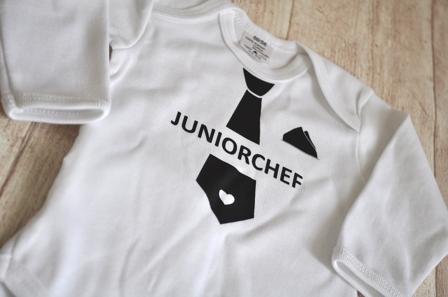 Body Juniorchef gr. 50/56