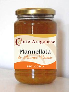 Marmellata di arance Bio