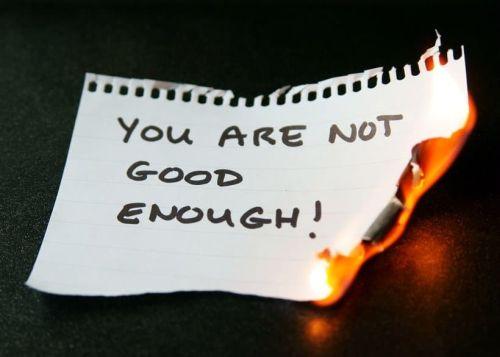 Du bist gut genug