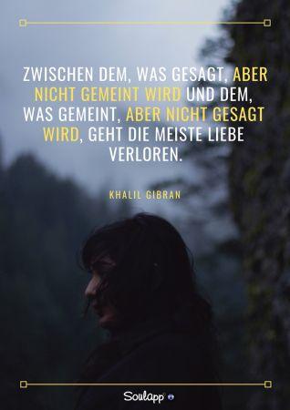 Khalil Gibran Liebe
