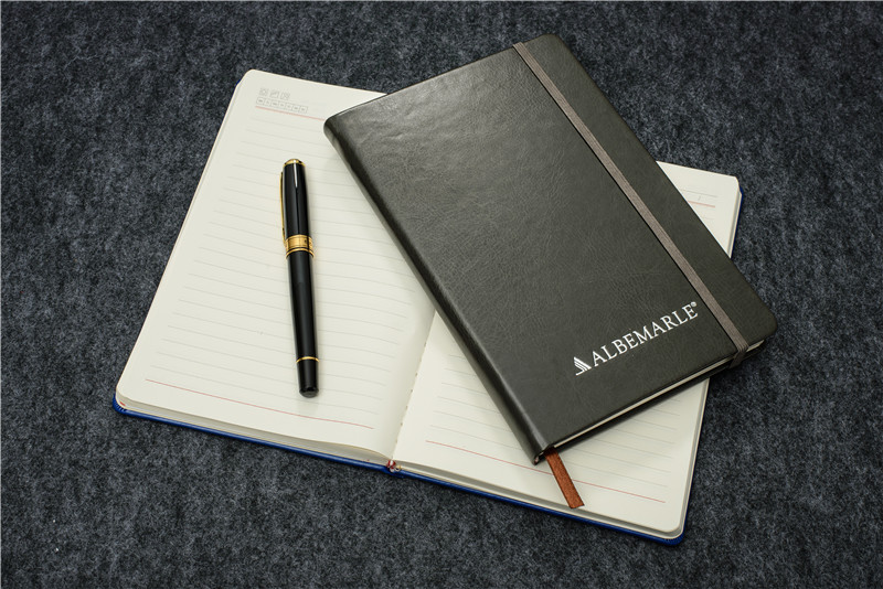 Foil Blocked Notebooks