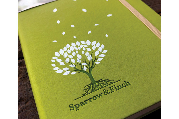 Enviro friendly notebook  - Appeel