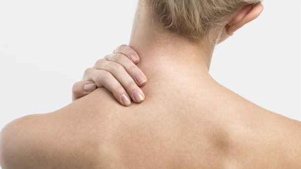 Verspannungen und Nackenschmerzen