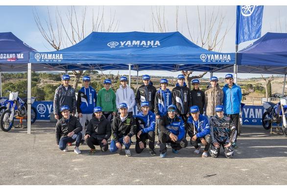 YZ125 bLU cRU Cup 2018
