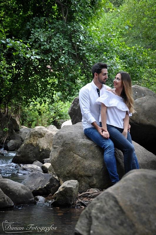 Reportaje Pre-boda P.N. Los Alcornocales
