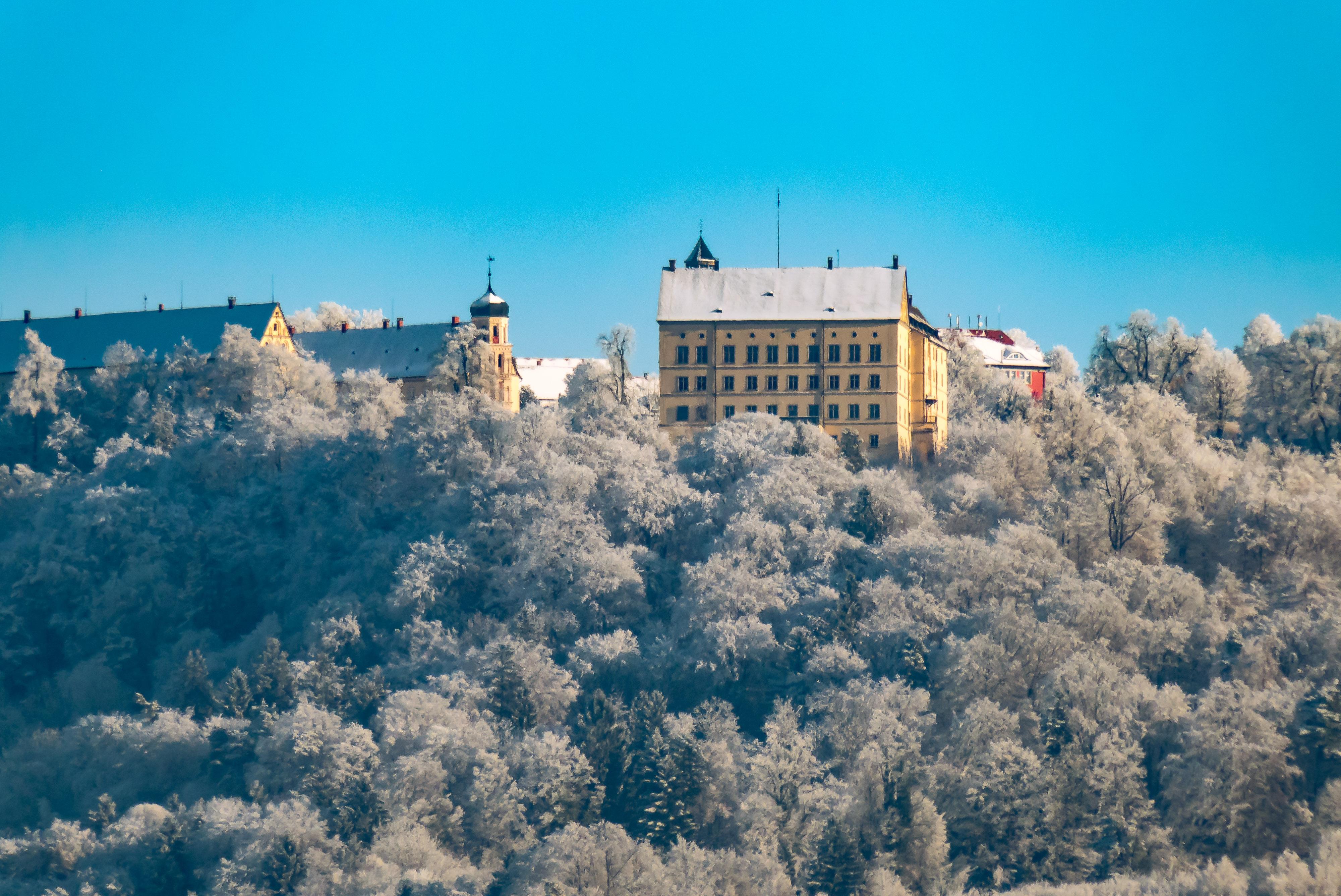 Heiigenberger Schloss