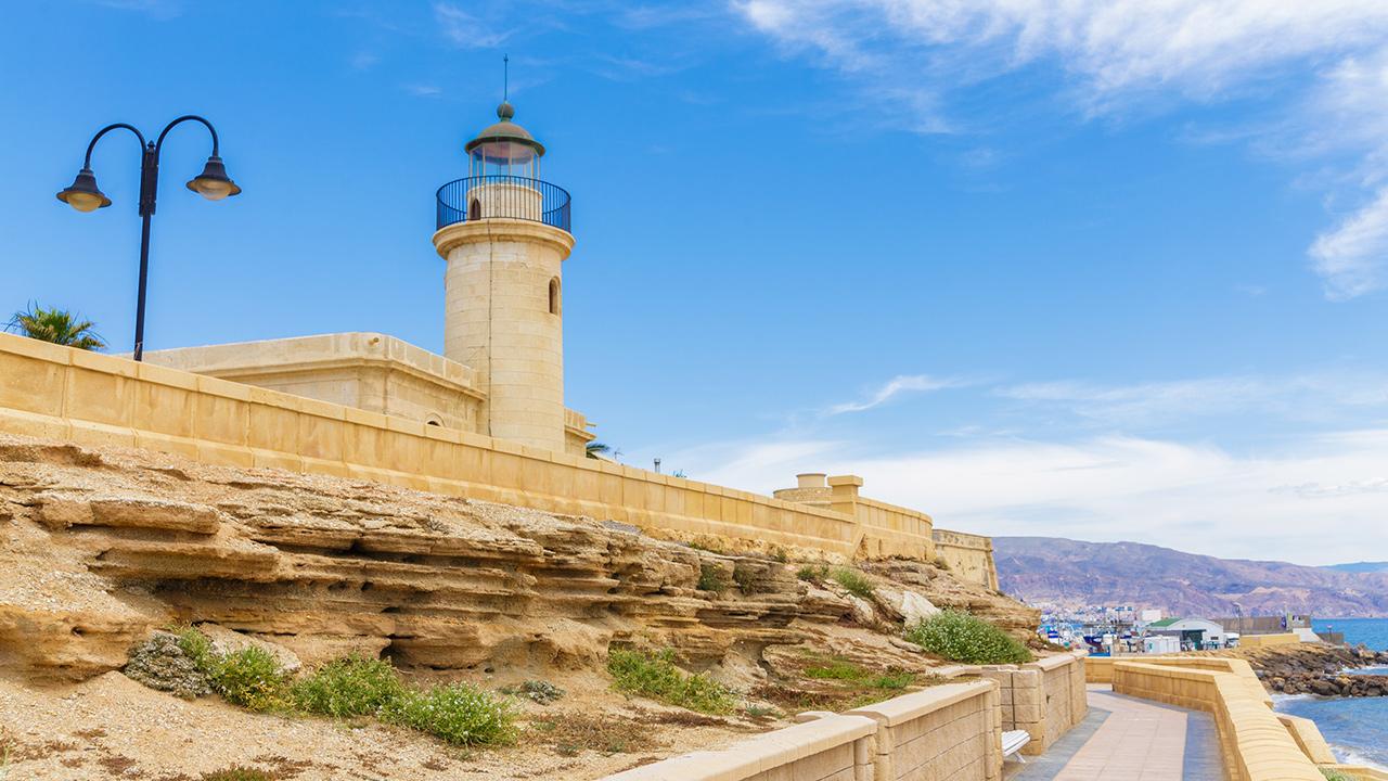 Foto Web Oficial Turismo Roquetas de Mar