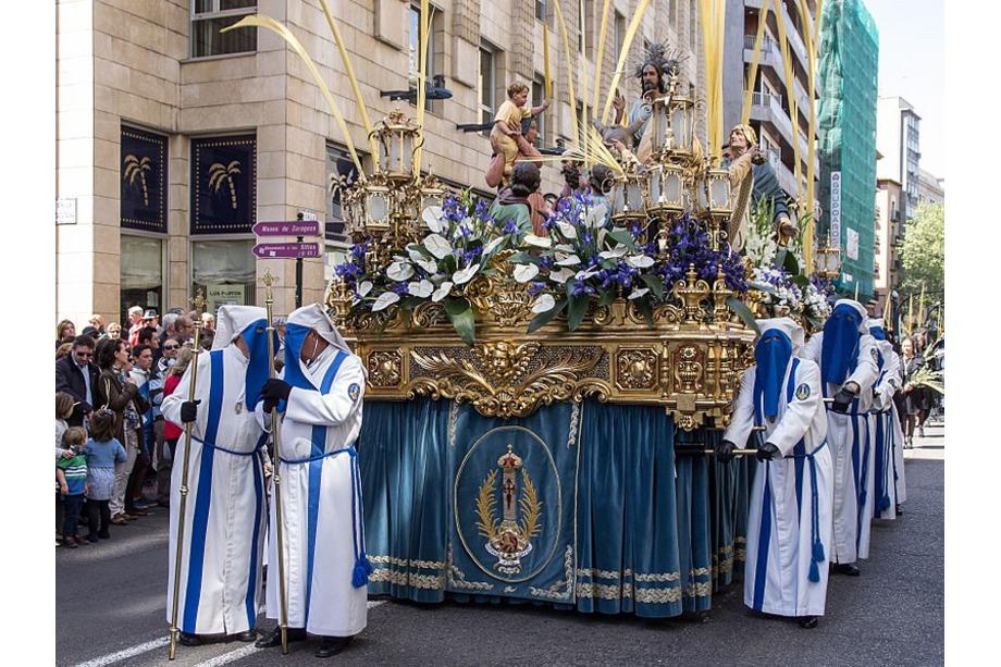Limpieza de Hábitos de Semana Santa