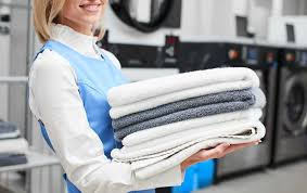 Lavado profesional de toallas