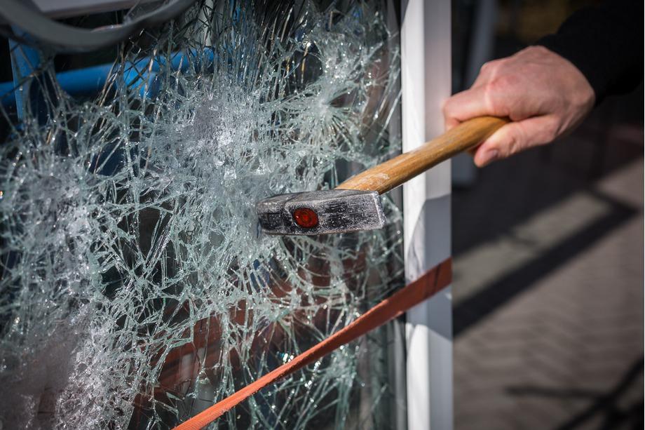 Einbruchschutz Fensterglas