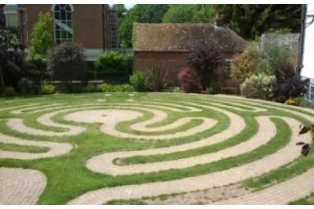 Wisdom House Maze