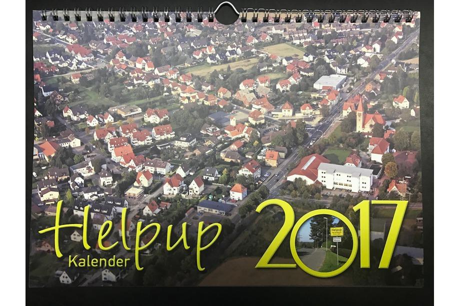 Helpup 2017 Fotokalender