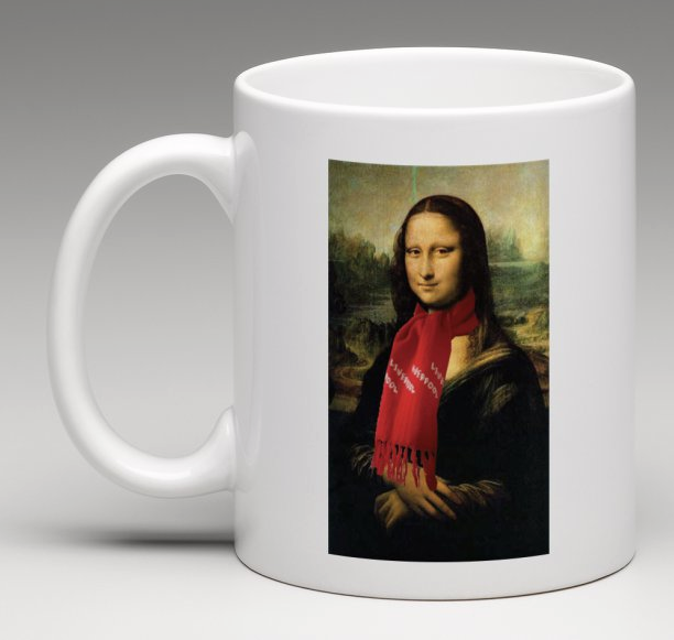 Mona Lisa is a Red