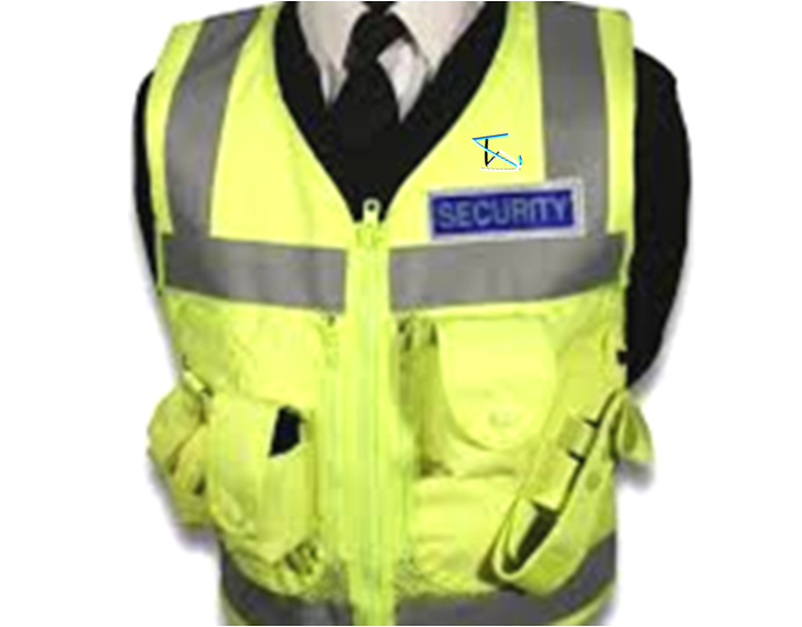 Static Security Officer