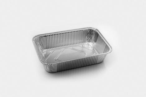 Vaschetta alluminio