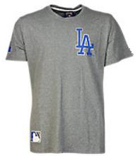Majestic Prine LA Long Line Zip T-Shirt - Hombre
