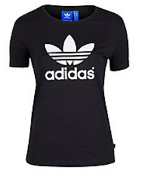 adidas Trefoil T-shirt - Mujer