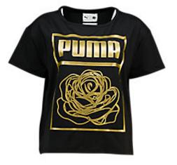 Puma X Careaux Logo T-shirt - Mujer
