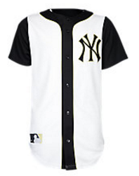 Majestic Starner New York Yankees Players Jersey - Hombre