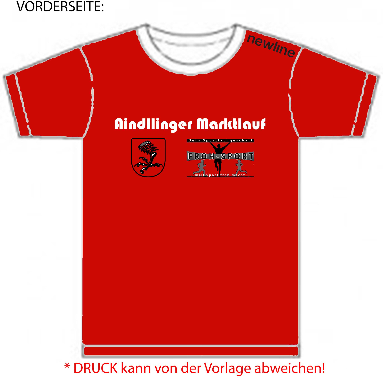 Marktlauf EVENT T-Shirt 2016 (Restbestand)