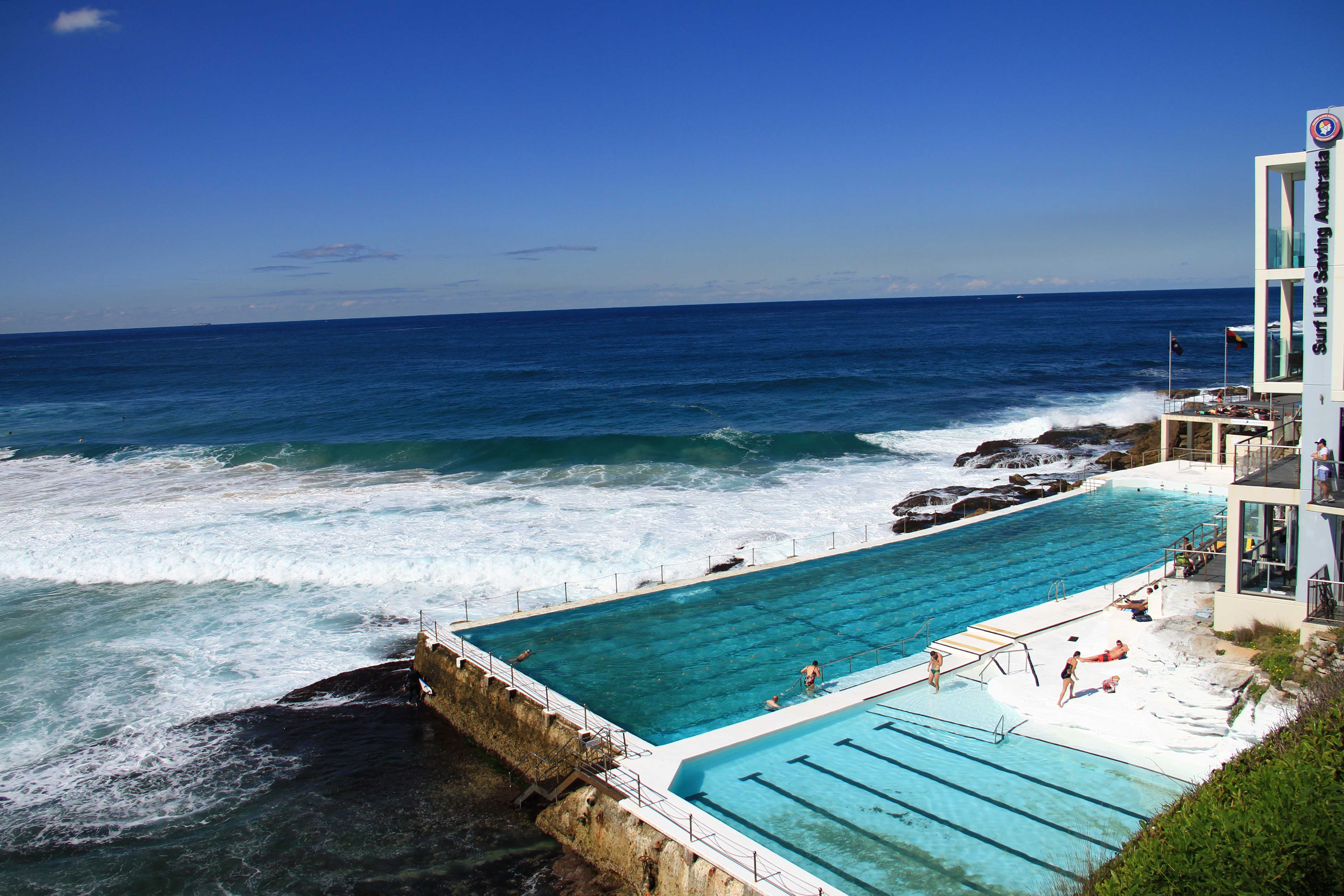 Bondy Beach Pool 2