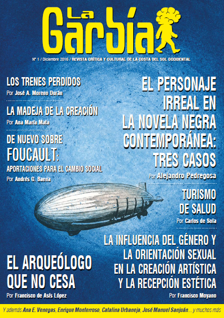 Revista La Garbía nº 1 Formato impreso