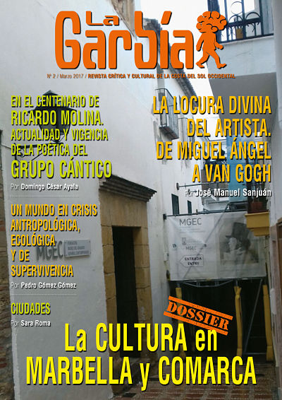 Revista La Garbía nº 2 Formato impreso
