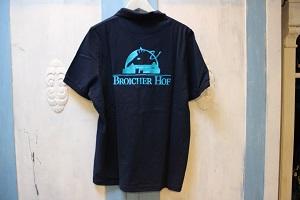 Polo Shirt kurzarm dunkelblau