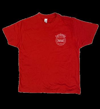Cardinals Red T-shirt