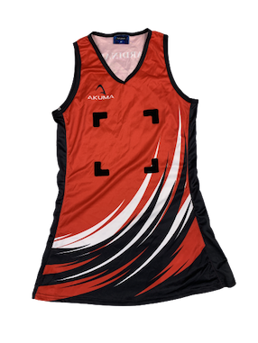 ADULT Cardinals Match Dress (Squad players only) Sizes 4-8