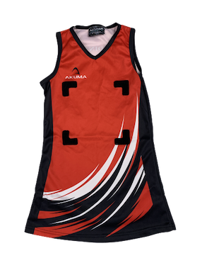 JUNIOR Cardinals Match Dress (Squad players only) 5-10yrs