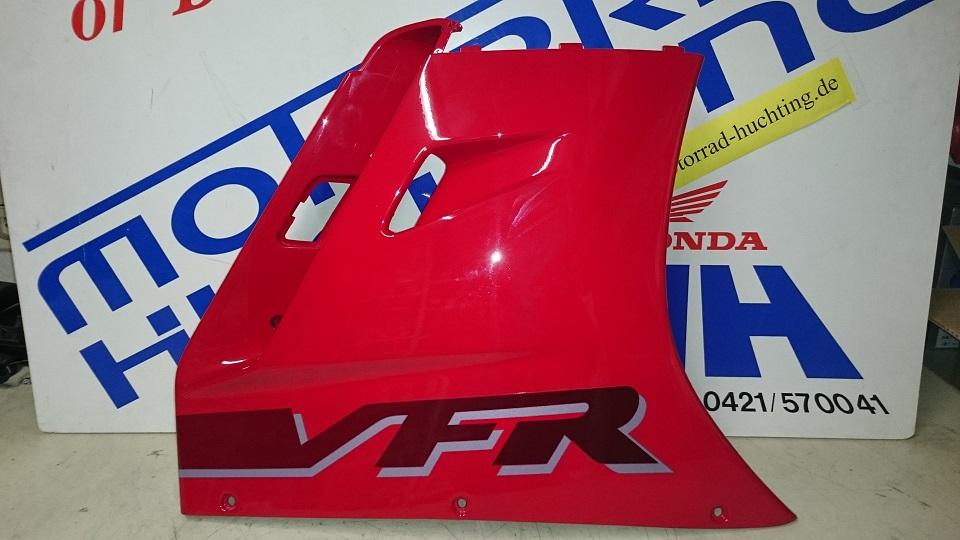 Verkleidung rechts mitte Honda VFR750F ´92 rot NEU