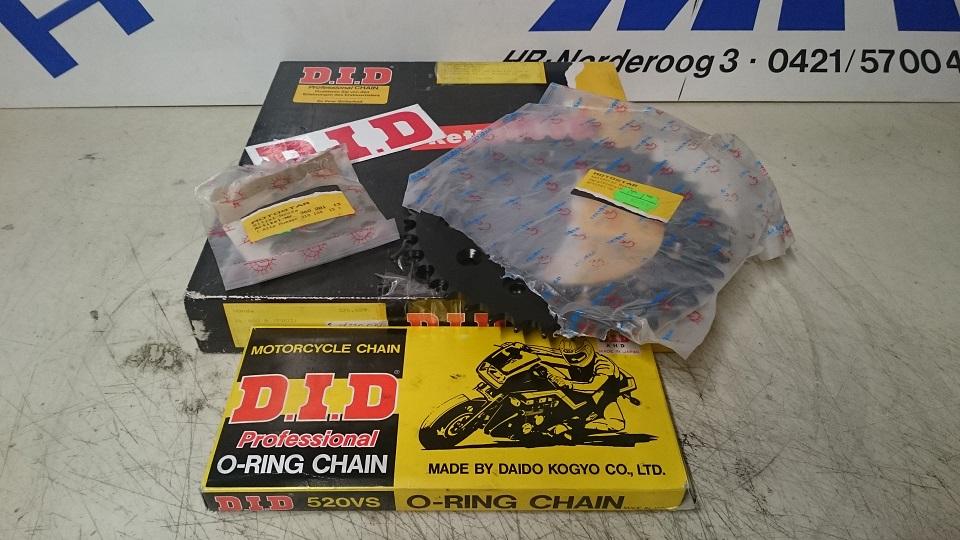 Kettensatz Honda XL600R PD03