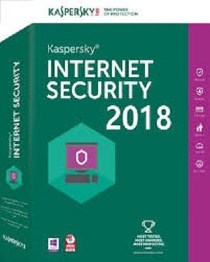 1 Kaspersky Internet Security sans CD 1 à 10 Pc 1 an 1 ère année
