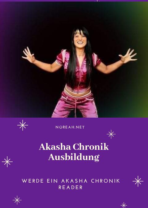 Ausbildung zum Akasha Chronik Reader