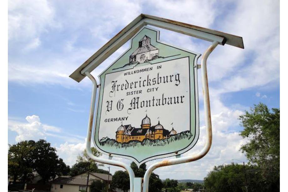 Fredericksburg voyage aux usa en famille