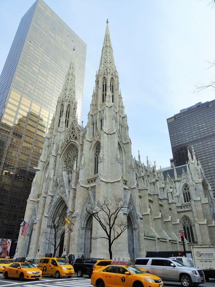 saint patrick cathedral new york