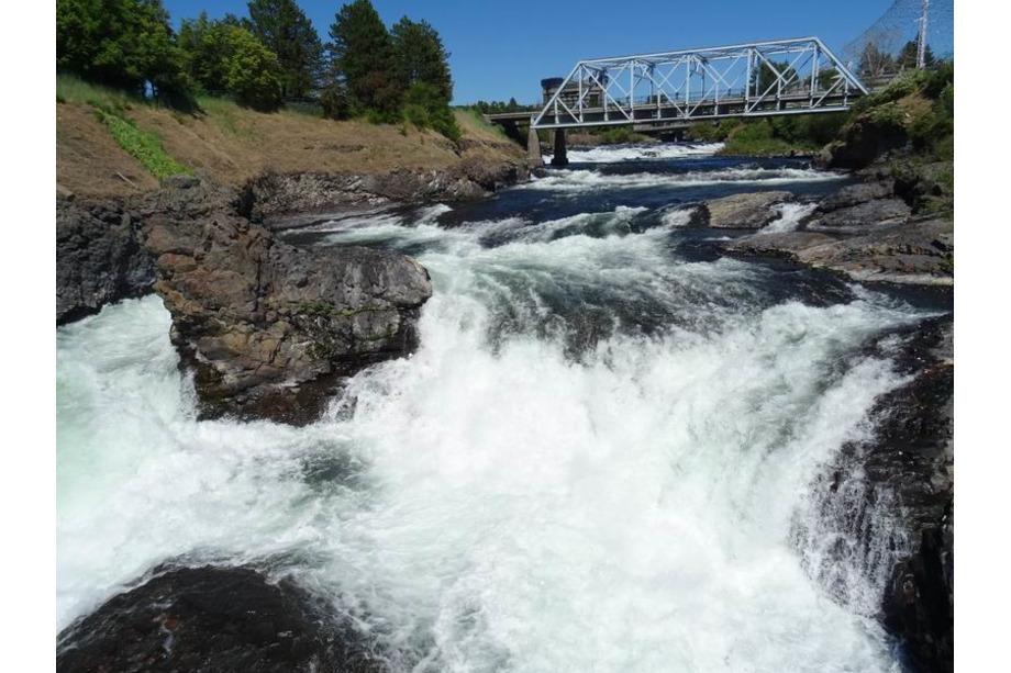 Etat de Washington Spokane