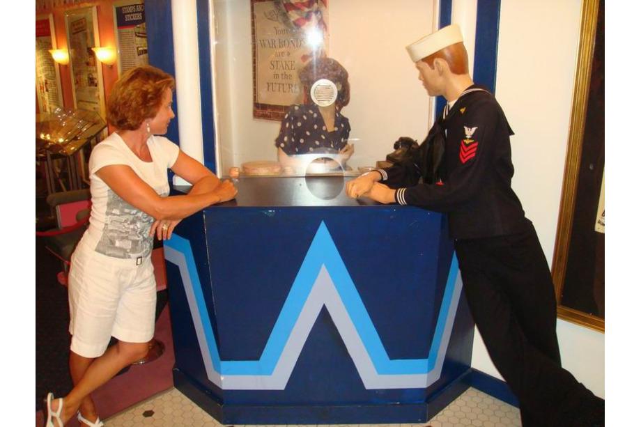 National Museum of Naval de Pensacola en Floride
