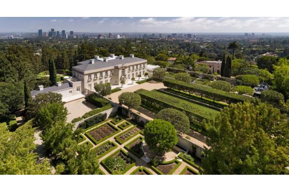 Maison la plus chere de californie