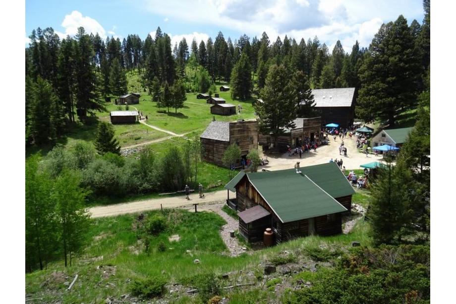 montana garnet ghost town