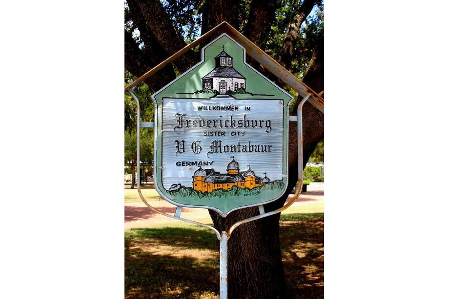 Fredericksburg au Texas