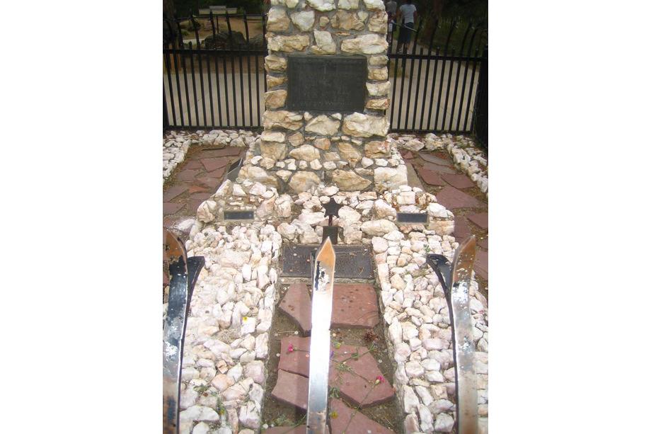La tombe de Buffalo Bill