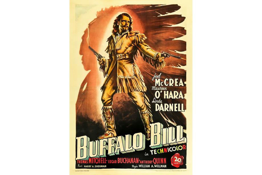 Le meilleur film sur Buffalo Bill
